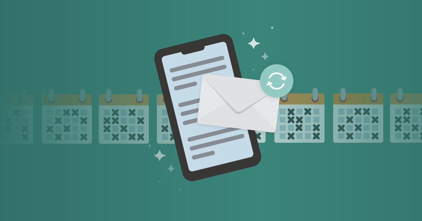 how often do email apps change