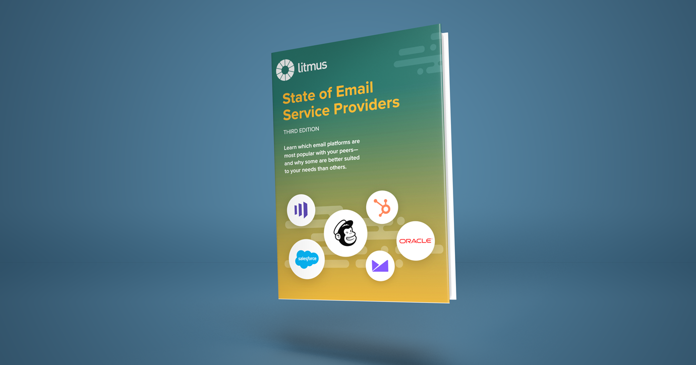 State of Email Service Providers (Third Edition) Report by Litmus