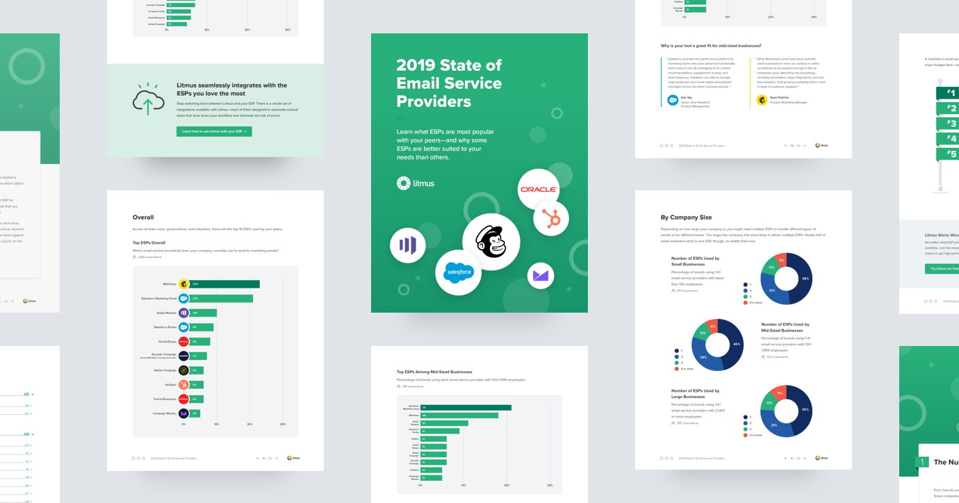 Report 2019 State Of Email Service Providers Litmus