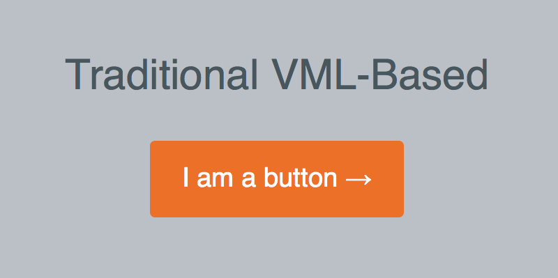 traditional VML-based email button