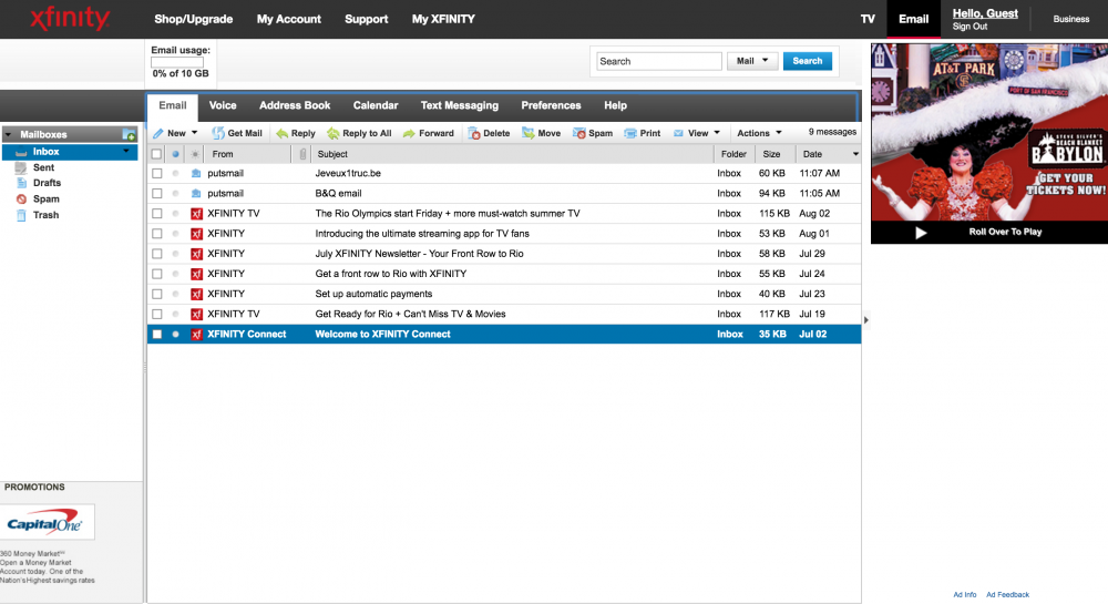 Comcast Previews Now Live In Litmus Discover How It Renders Email Litmus