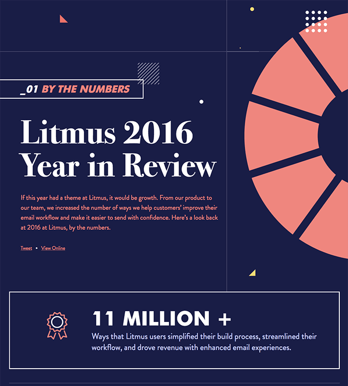 Litmus 2016 - year in review