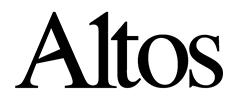 Altos Agency logo