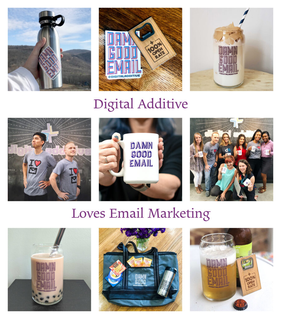 Digital Additive email spirit