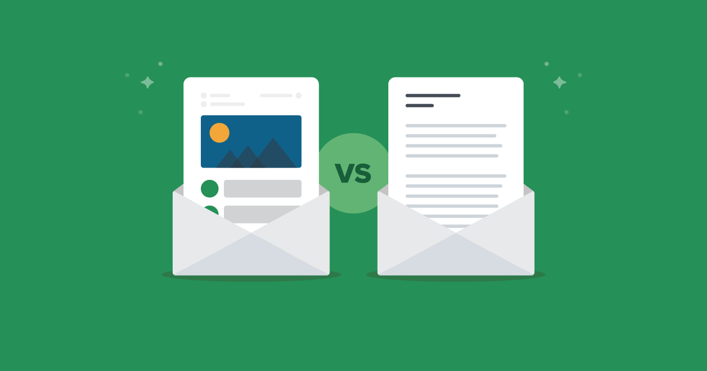 HTML vs. Text Emails