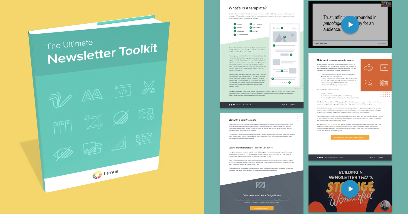 Newsletter Toolkit