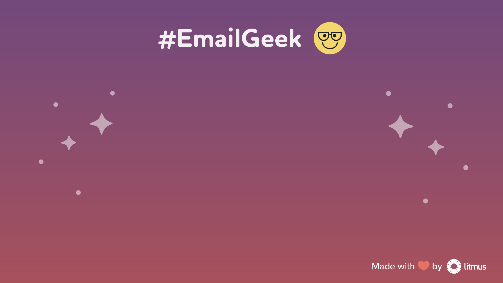 EmailGeek Virtual Backgrounds