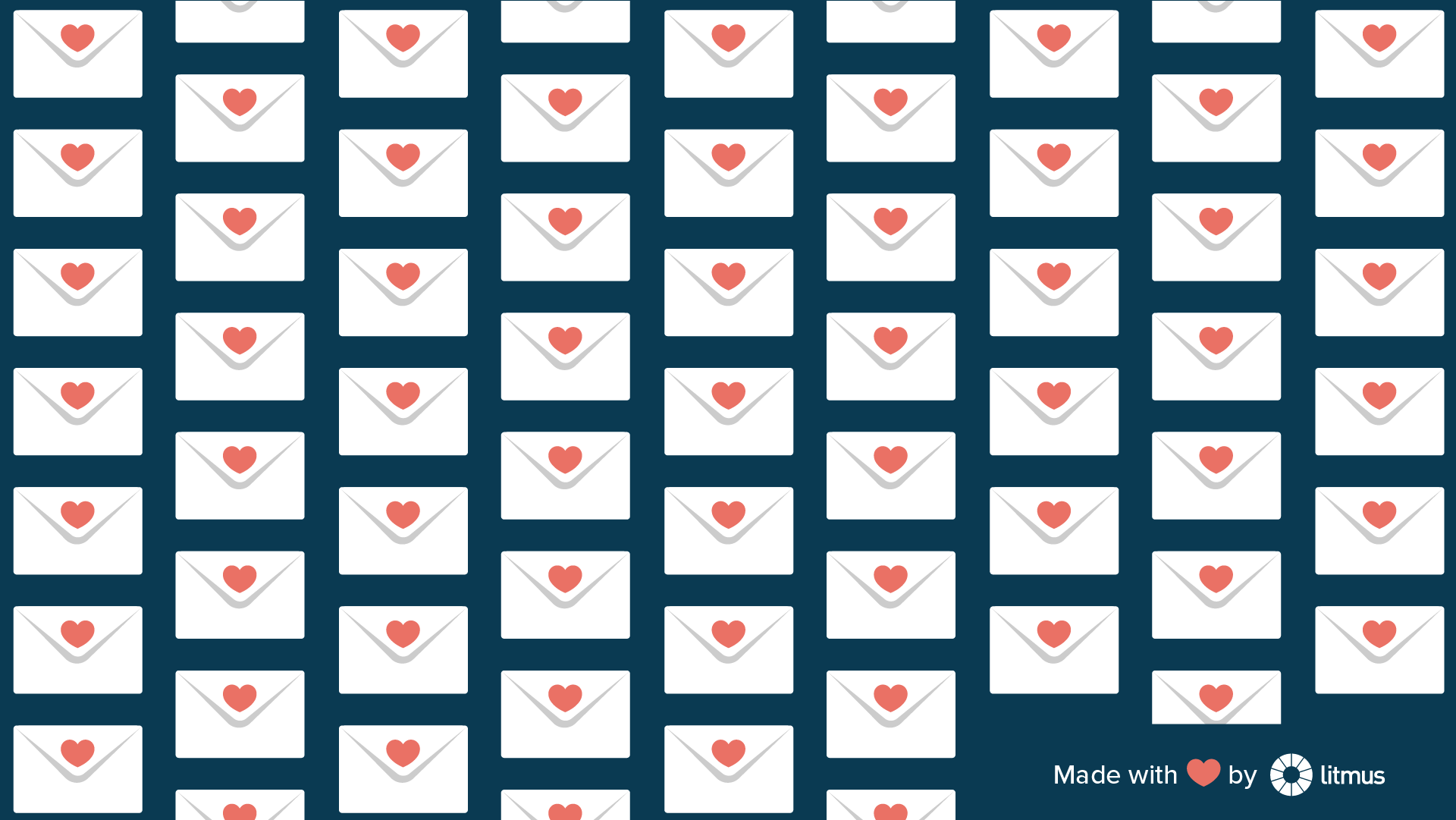 Love Letter Virtual Backgrounds