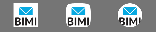 examples of how BIMI might display your logo