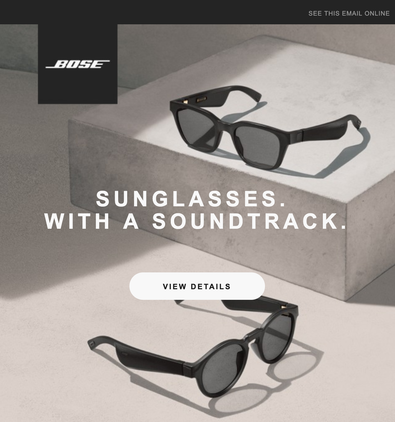background images - sunglasses