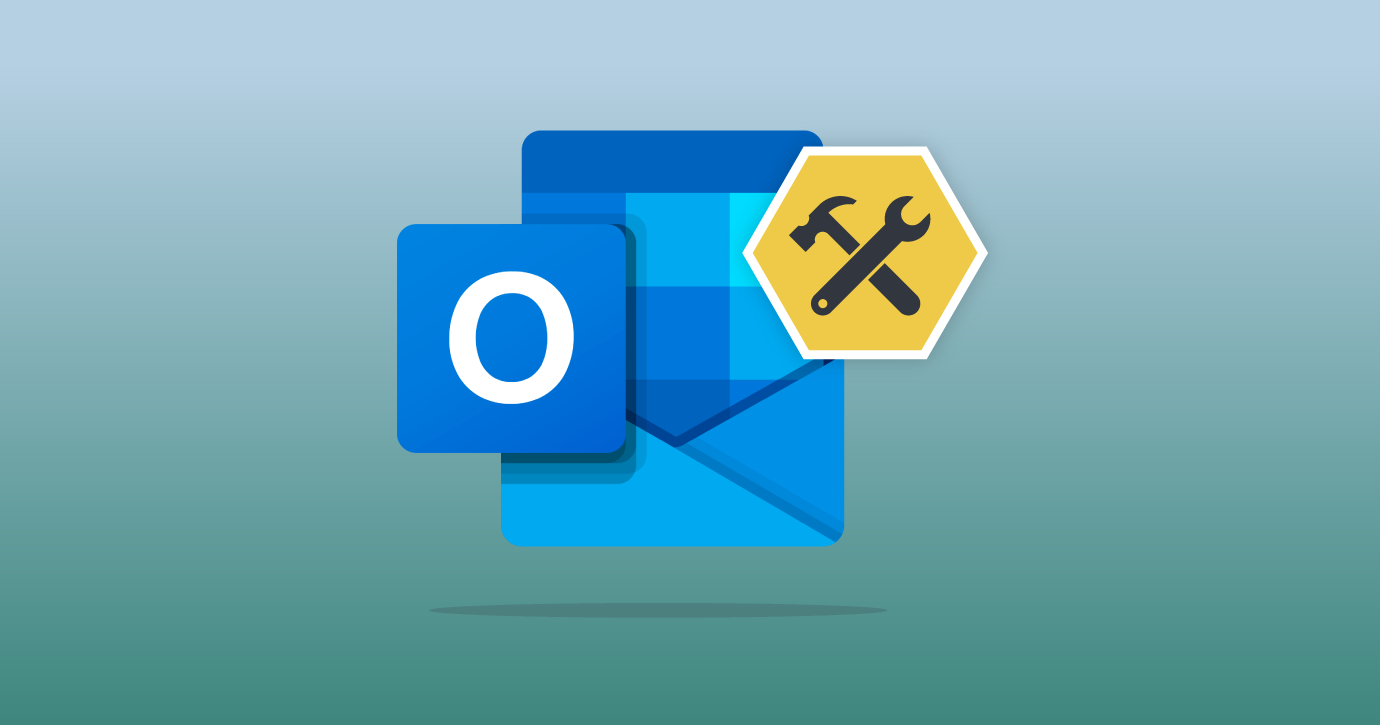 Outlook email bug fix