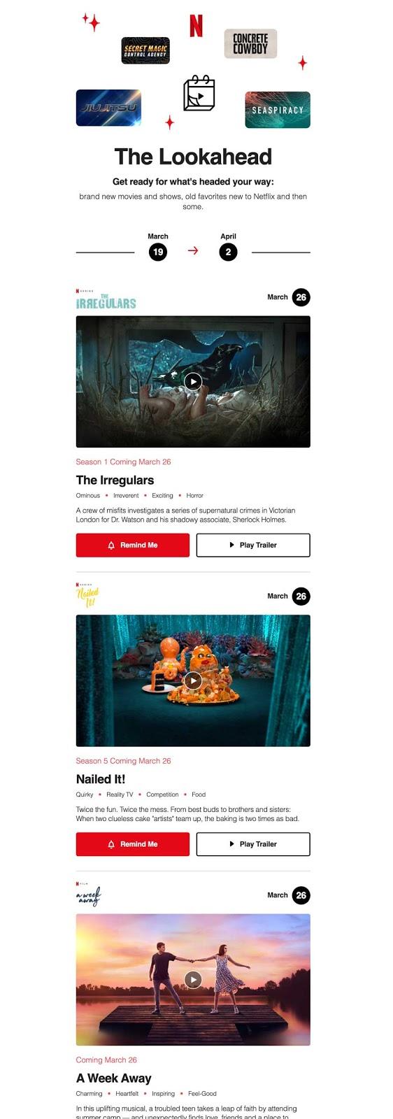 Netflix Short