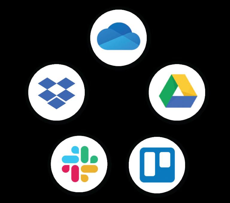 Logo integrations