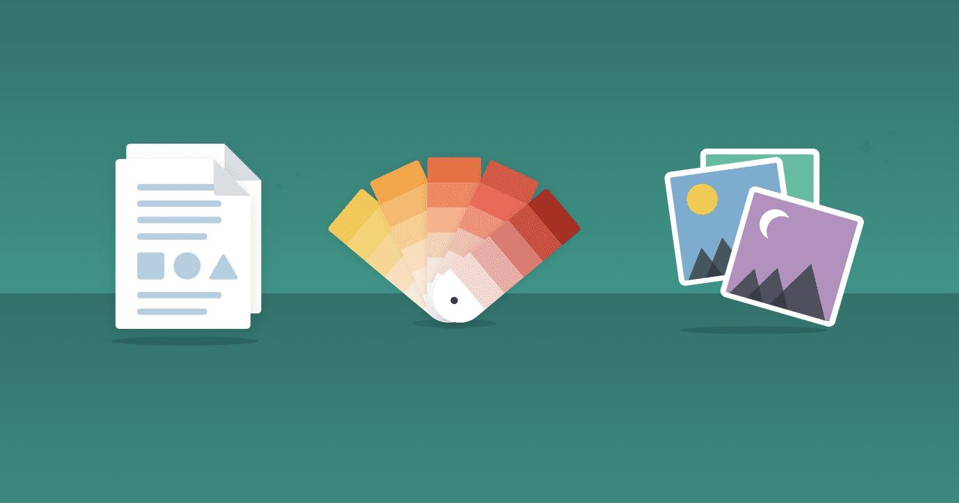 email design system