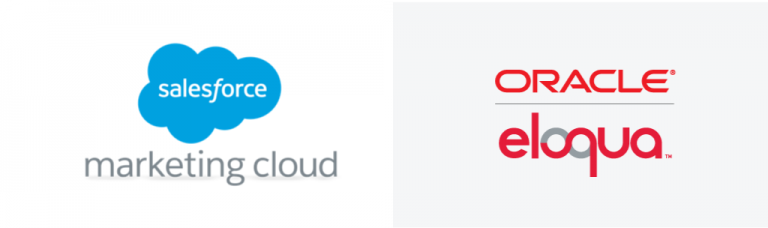 ESPs supported are Oracle Eloqua and Salesforce Marketing Cloud