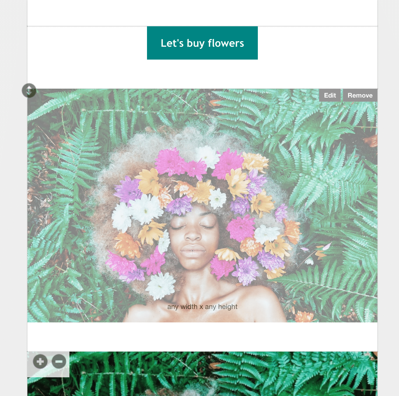 Rearranging blocks in your Mailchimp template