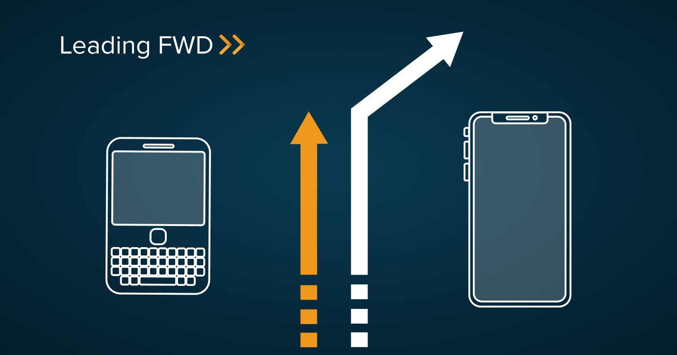 Will you be an iPhone or a BlackBerry?